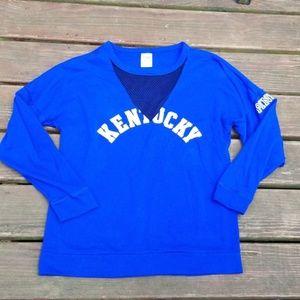 Victoria's Secret PINK UK Kentucky sweatshirt, XS